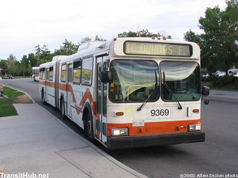 Transithub Mississauga Transit Gallery